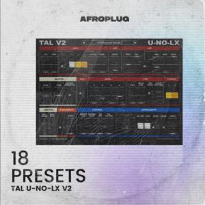 Afroplug - Tal U No LX V2 Presets