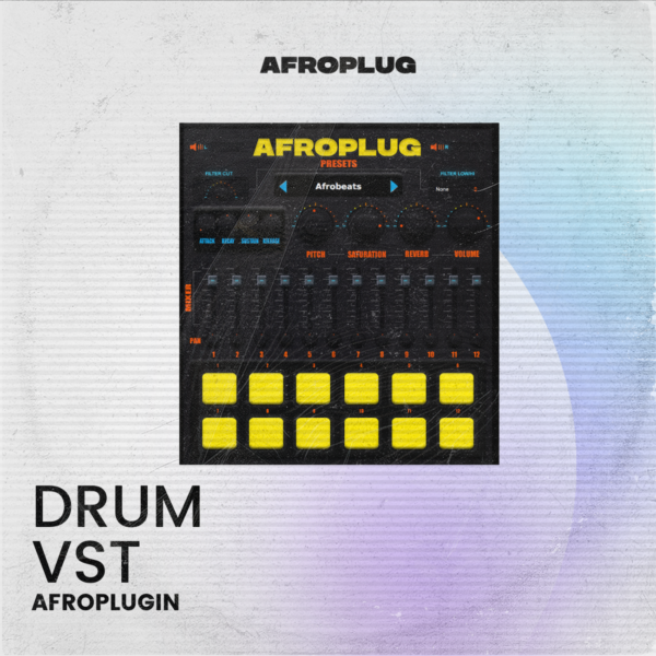(Free) Afroplugin - Drum AU / VST for African beats