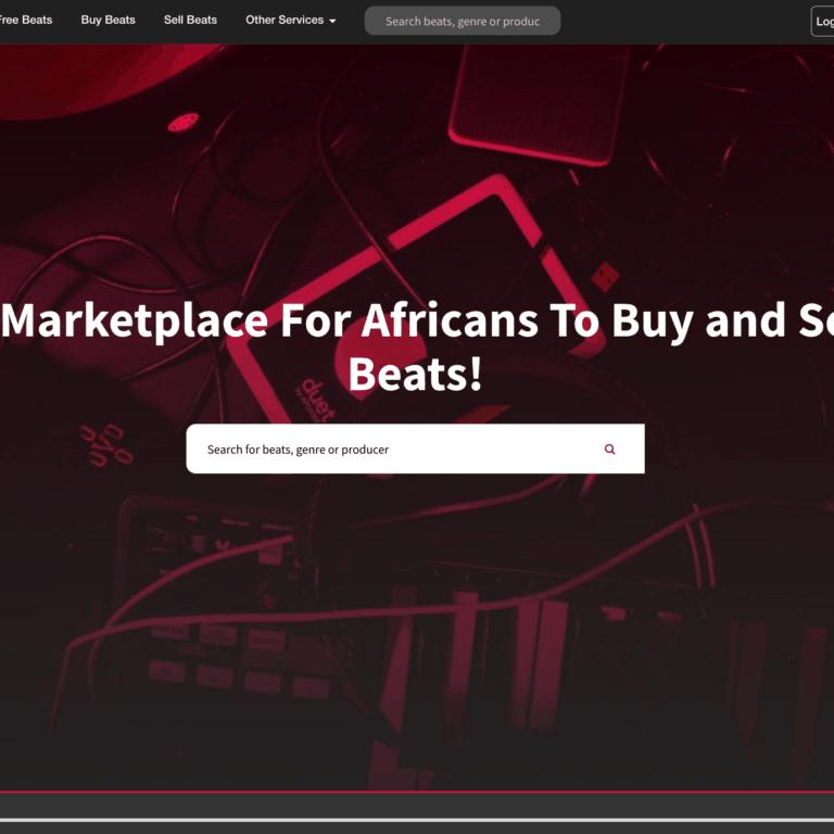 Amplifihub, the #1African Music Marketplace : Best Beatstars Alternative in Africa